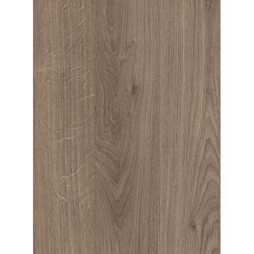 Open trapprofiel bruin eiken 5,6x130cm