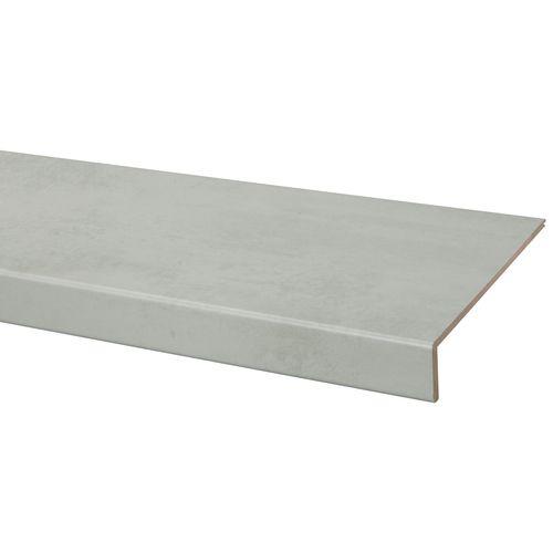 CanDo overzettrede Beton lichtgrijs 30x100cm