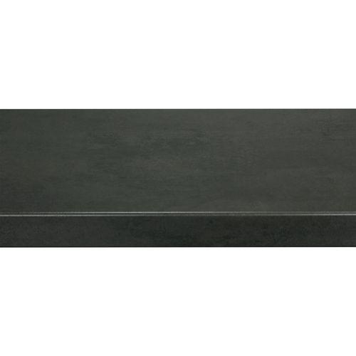 CanDo overzettrede Beton antraciet 38x130cm