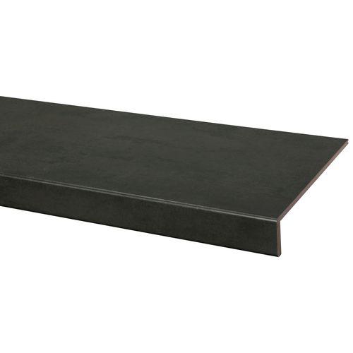 CanDo overzettrede Beton antraciet 30x100cm
