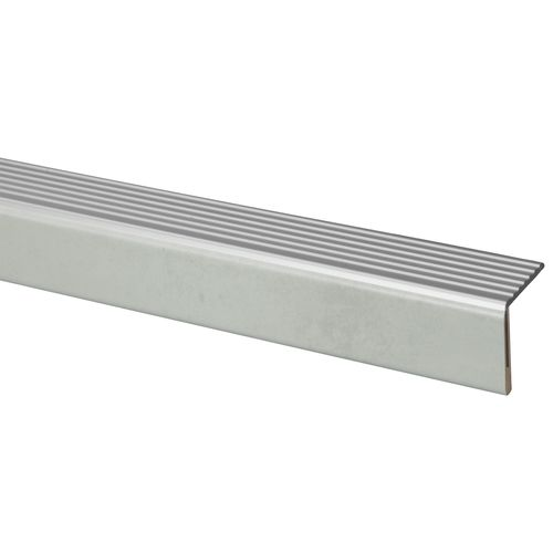 Afwerkprofiel Beton lichtgrijs 5x130cm