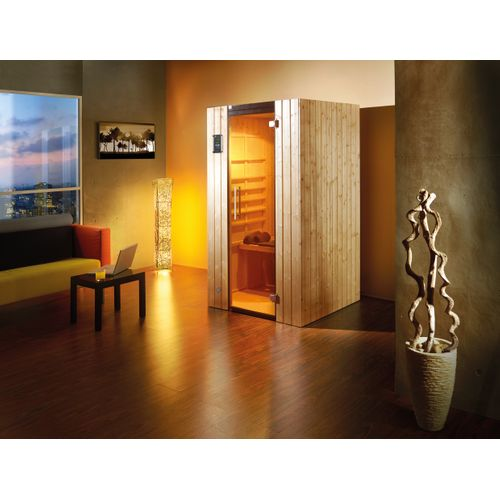 Weka Infrarood sauna Ranua 1 98x109cm