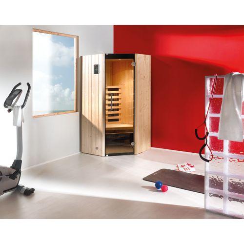 Weka Infrarood sauna Tanilla Compleet  99x99cm