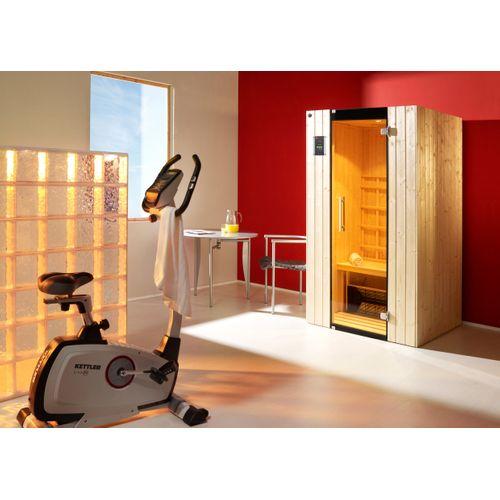Weka Infrarood sauna Tanilla 1 Compleet 99x108cm