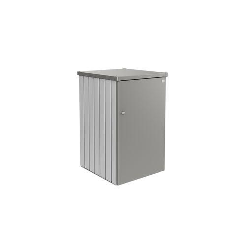 Boîte contenant Biohort Alex argent / gris quartz 80x88cm