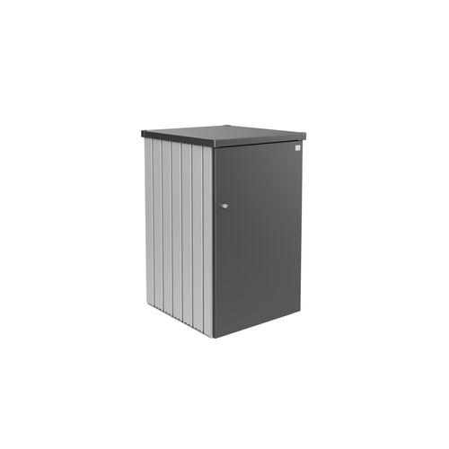 Boîte conteneur Biohort Alex argent / gris foncé 80x88cm