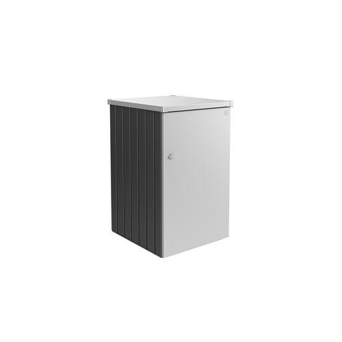 Boîte conteneur Biohort Alex gris foncé / argent 80x88cm