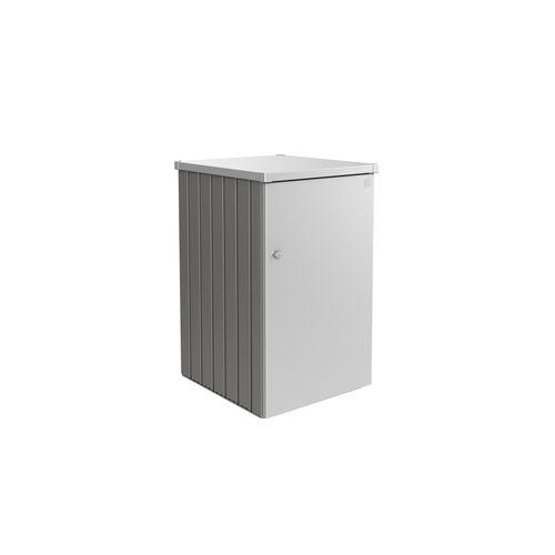 Boîte conteneur Biohort Alex gris quartz / argent 80x88cm