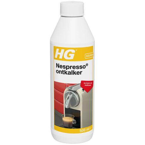 HG ontkalker voor Nespresso® machines melkz 0.5L