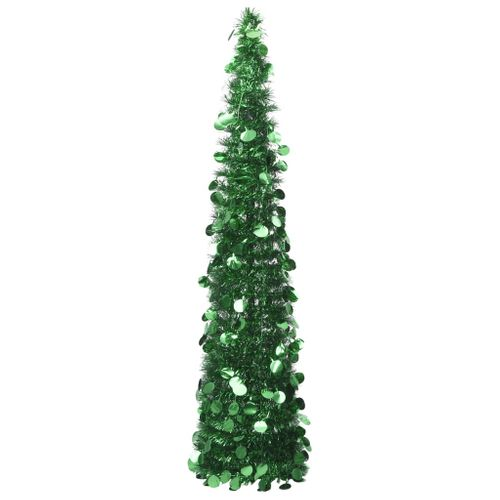 VidaXL Kunstkerstboom pop-up 150 cm PET groen