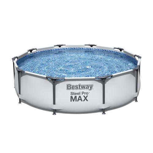 Bestway opzetzwembad Steel Pro Max set rond Ø305cm