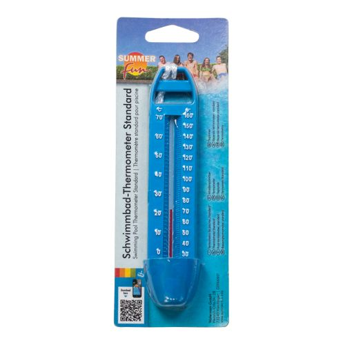 Summer fun thermometer budget
