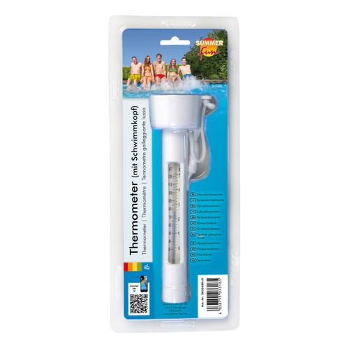 Summer fun thermometer deluxe