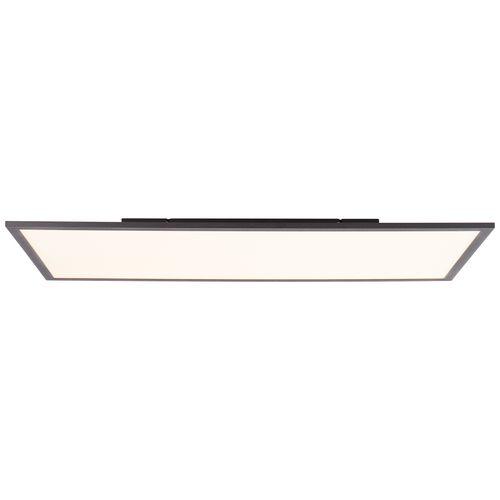 Brilliant plafondlamp LED Jacinda zwart 36W