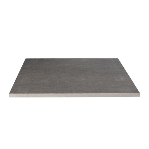 Decor keramische tegel graniet antraciet 60x60x2cm