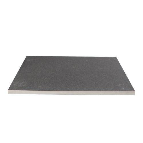 Decor keramische tegel basalt 60x60x2cm