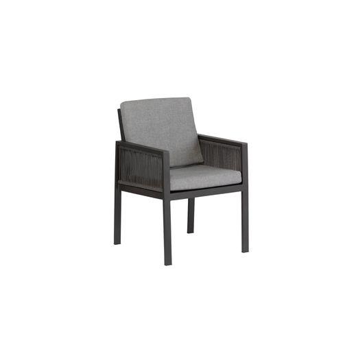 Chaise de jardin Exotan  Sydney anthracite