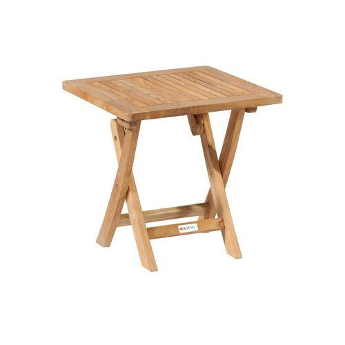 Exotan klaptafel vierkant 45x45cm
