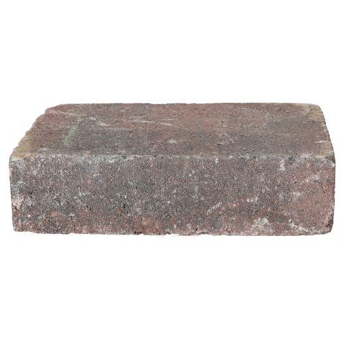 Decor trommelsteen beton Oud Hollands 28x21x7cm