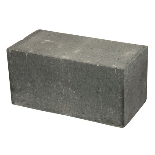 Decor muurblok beton antraciet 15x15x30cm