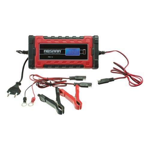Chargeur de batterie Absaar Pro1.0 1A 6 / 12V