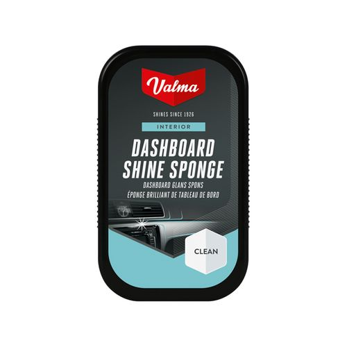 Valma spons Dashboard Shine