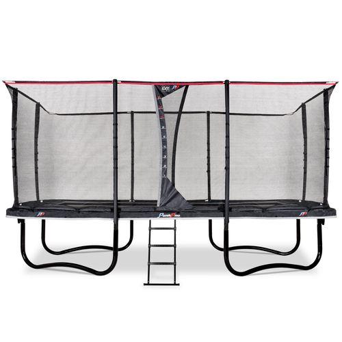 Exit trampoline PeakPro 305x519cm zwart