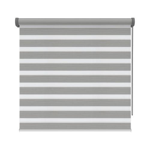 Decosol 4501 rolgordijn lichtverlatend uni grijs 180x210cm
