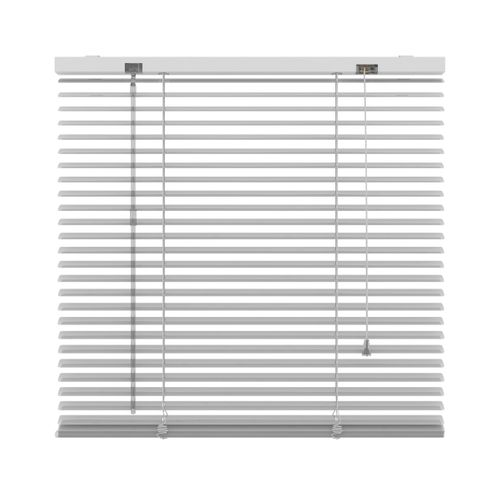 Decosol 201 horizontale jaloezie aluminium wit 220x250cm