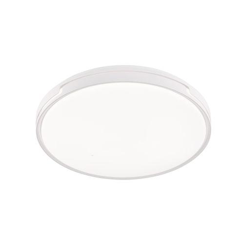 Fischer & Honsel plafondlamp Tex BS LED wit