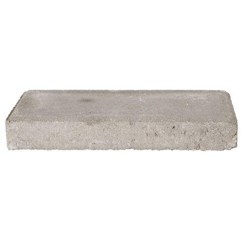 Decor betontegel grijs 30x15x4,5cm