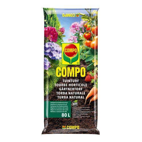 Compo Tourbe Horticole 80L