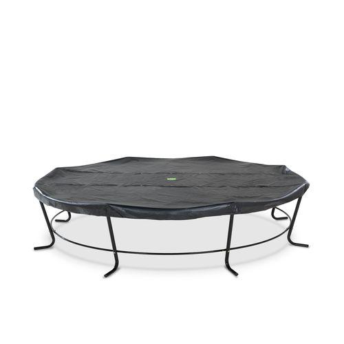 Housse de trampoline EXIT Premium noir Ø427cm