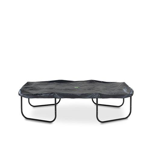 Housse de trampoline EXIT Premium noir 214x366cm