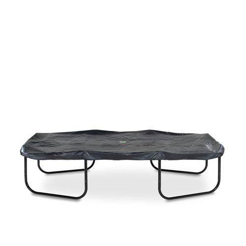Housse de trampoline EXIT Premium noir 244x427cm