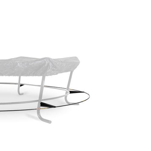 Butée pour tondeuse robot EXIT pour trampolines Elegant Ø305cm