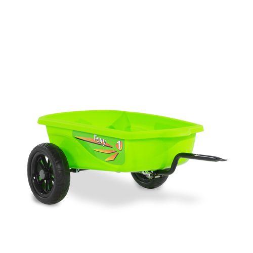 Remorque de kart EXIT Foxy Green vert