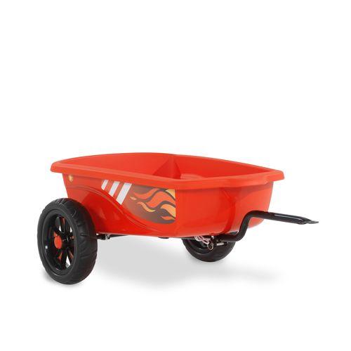 Remorque de kart EXIT Foxy Fire rouge