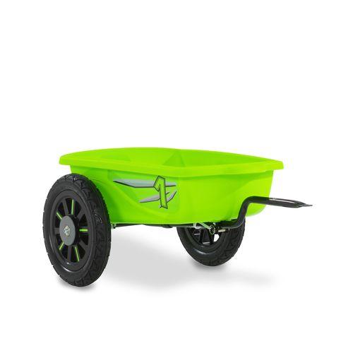 Remorque de kart EXIT Spider Green et Cheetah vert