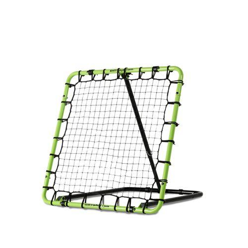 EXIT Tempo multisport rebounder 100x100cm groen/zwart