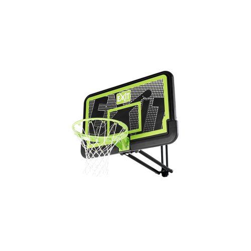 Panneau de basket EXIT Galaxy pour fixation murale black edition