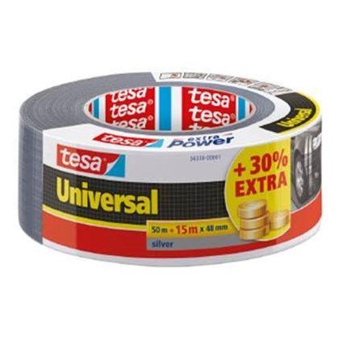 Tesa tape Extra Power 48mm 65m gris