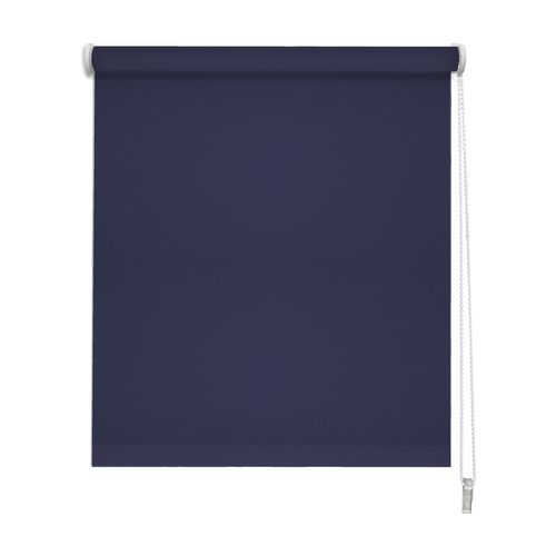 Madeco thermisch verduisterende rolgordijn manueel marineblauw 210x190cm