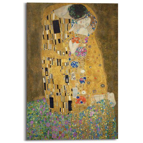 Schilderij De Kus Gustav goud 60x90cm