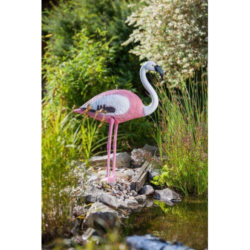 Vijverfiguur flamingo