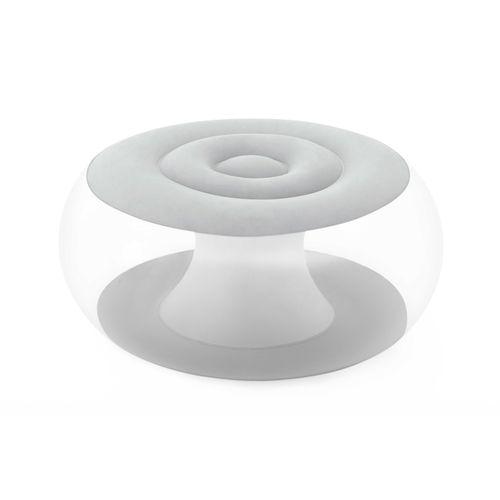 Bestway lounge stoel poef LED 82x82x41cm
