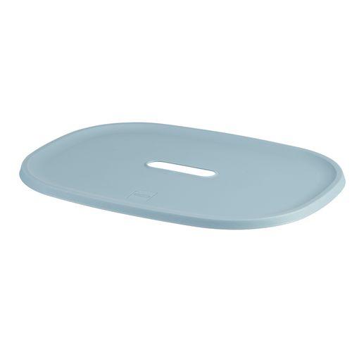 Couvercle boîte rangement Kis Filo M-L blue