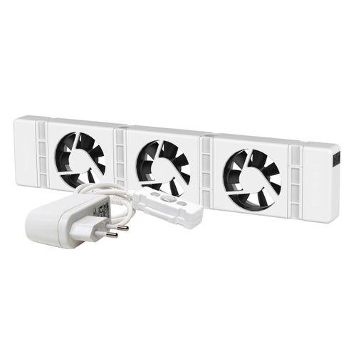 SpeedComfort radiatorventilator Mono wit