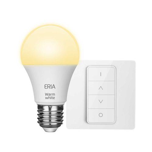 Kit de démarrage variateur + ampoule blanc chaud AduroSmart sans fil 30m