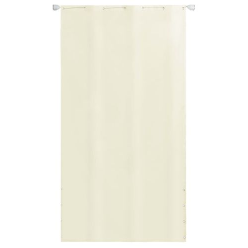 VidaXL luifel verticaal Oxford stof crème 140x240cm